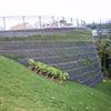 補強盛土及び垂直補強土壁工